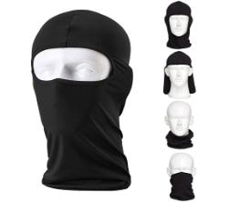 Ninja Full Face Mask for Motorcycle Riders