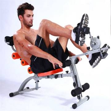 Six Pack Care with Cycle - Black