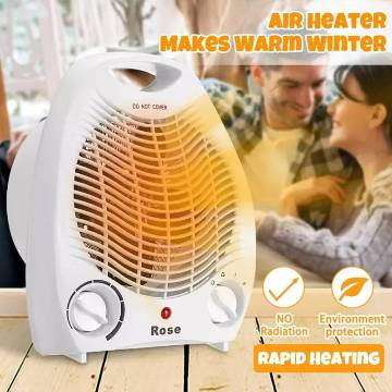 2000W Electric Fan Room Heater 220V Portable Electric Space Heater