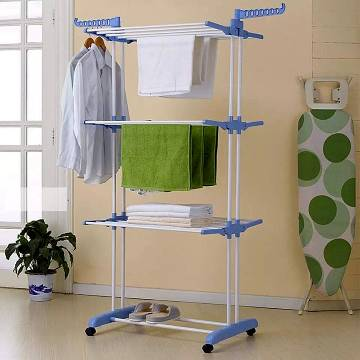 3 Layers Clothes Hanger
