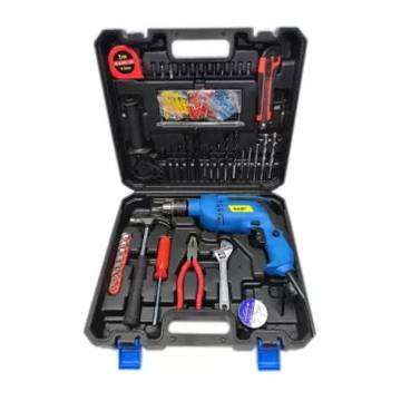 Drill Machine with 100 Pcs Tools Sets