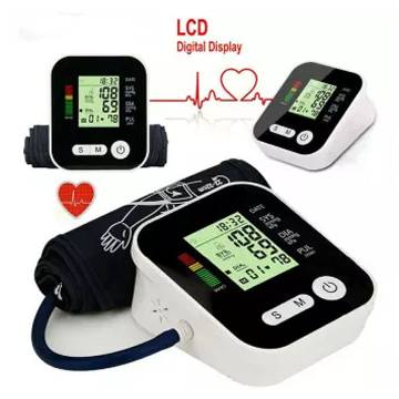 Automatic Digital Blood Pressure Monitor Machine