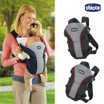 Chicco Ultra soft Infant & Baby Carrier-Grey