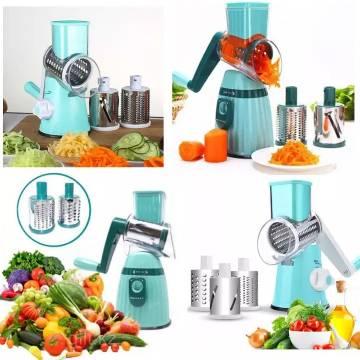 MEILEYI MLY-661 Vegetable Slicer Hand Crank Stainless Fruit Vegetable Shredder