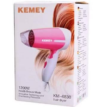 Kemei KM 6830 Hair Dryer for Women 1200 Watt