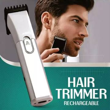 HTC AT 1107B Rechargeable Hair Trimmer for Men