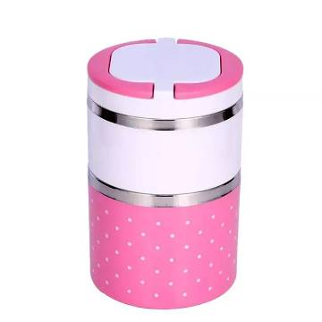 Lunch Box 2 Layer (Steel)