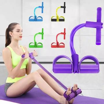 Body Trimmer Exercises Pull Reducer Body Trimmer Resistance Band Gym