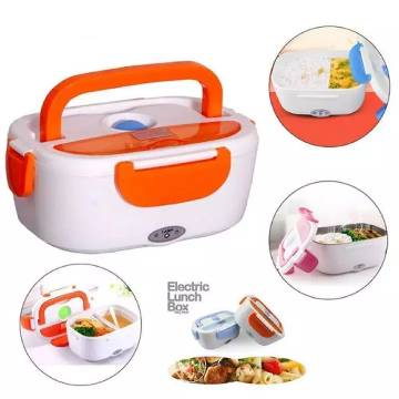Instant Portable Electric Lunch Box-Multicolor