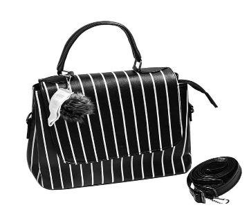Black & White bag for women and girls
