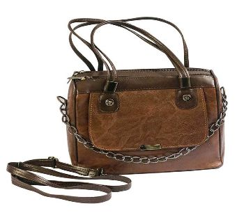 Artificial Leather Large Bag for women and girls