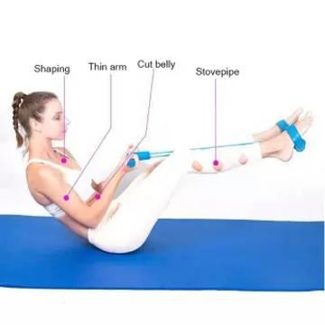 Pull Reducer 4 Tubes Body Trimmer Exercise
