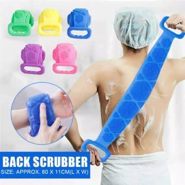 Silicone Bath Body Brush Shower Massager