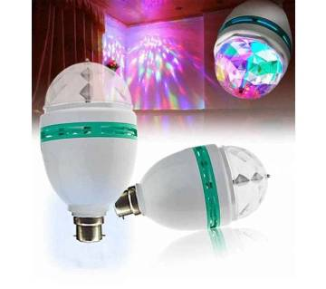 LED DJ Disco Moving Ball Light - White