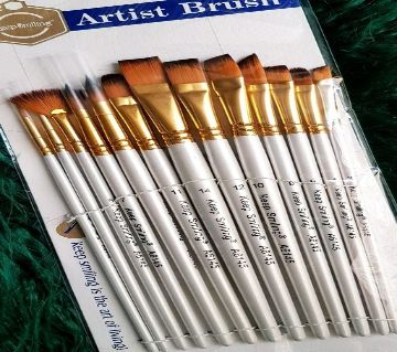 KeepSmiling Artist Brush Set 12pcs A6145