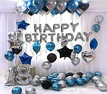 Happy Birthday Multi combo set