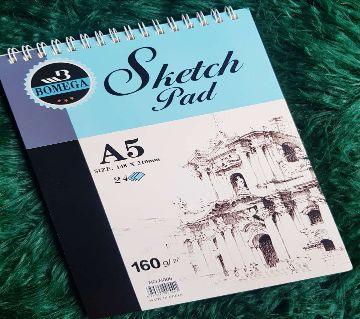 Sketch Pad A5