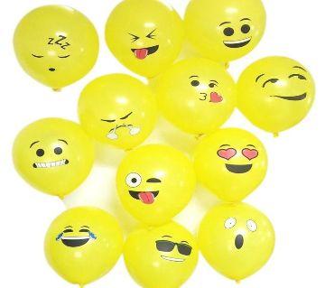Emoji Balloons-100pcs