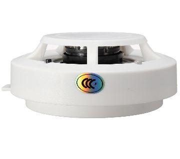 Photoelectric Wireless Smoke Detector Home Security Fire Alarm Sensor System