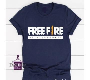 Free Fire Battleground Menz T shirt