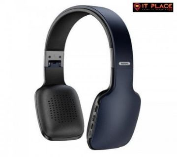 Remax RB 700HB Ultra Thin Hifi Bluetooth Headphone Black