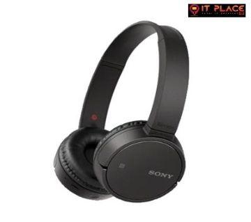 Sony WH-CH500 Bluetooth & NFC Headphone Black