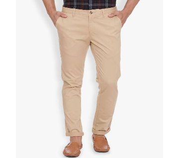 stretched twill pant for men
