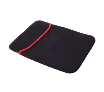 """15"""" Laptop Pouch Bag Soft Case Sleeve - Black"""