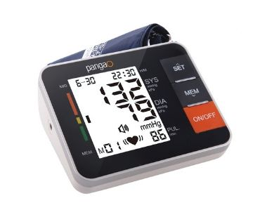 Pangao Upper Arm Electronic Blood Pressure Monitor