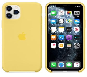Iphone 11 max pro Silicone case