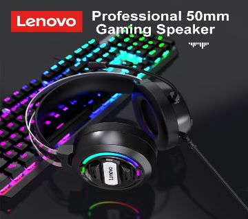 Lenovo H401 Gaming Headset 3.5mm + USB