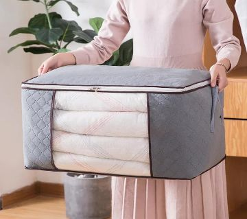 Smart Fold-able Winter Cloths Storage