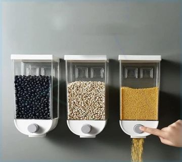 Wall-Mounted Food Storage Box