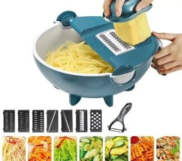 10 In 1 High Quality Vegetable Cutter