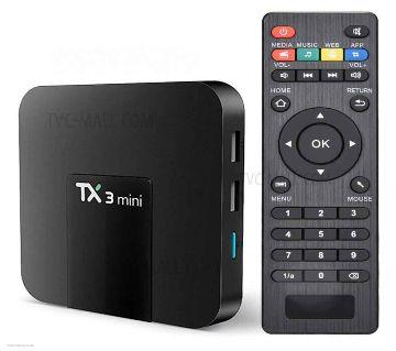 TX3 Mini Android TV Box 2GB RAM