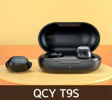QCY T9S True Wireless Bluetooth 5.0 Earbuds TWS Sports Running Mini Earphone Ultra Small Binaural In-ear Headphone
