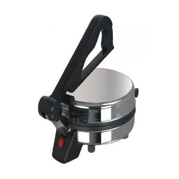Electric Roti Maker - Silver - GP-362