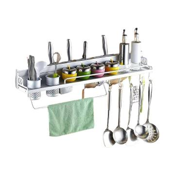 Aluminum Wall Hanging Kitchen Rack - CG-529