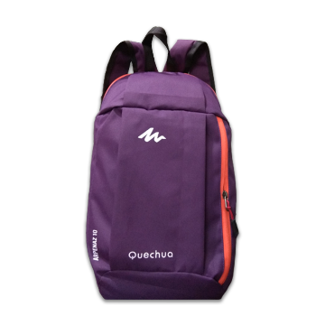 Nylon Regular Backpack - Purple