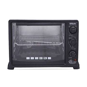 Miyako MT-827 Electric Oven 27L - Black