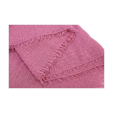 Cotton Hijab for Women - Onion Pink