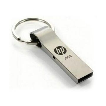 HP 32GB Pen drive - Silver
