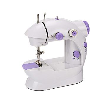 Mini Hand Sewing Machine - White - CB02