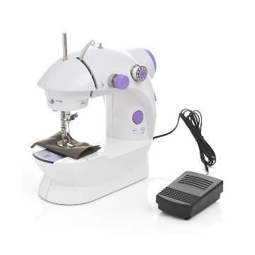 Mini Sewing Machine - White