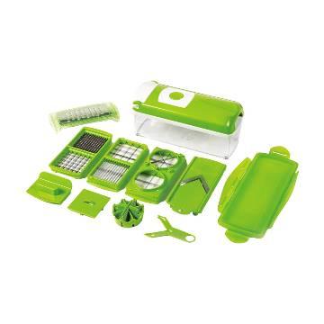 Nicer Dicer - 12 Pcs - Green (CG-506)