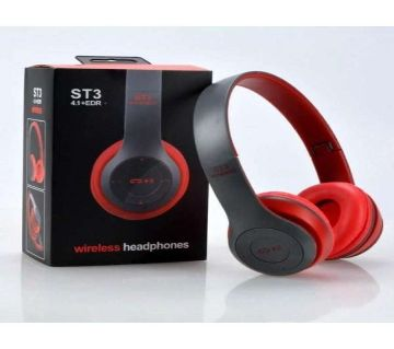 P47 Headband Foldable Stereo Bluetooth Headphones Wireless Headse