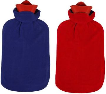 Hot Water Bag covered with cotton fabric