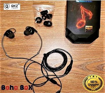 DM10 - In-Ear Earphone - Black