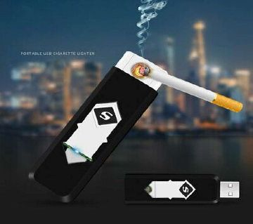 USB Rechargeable Electric Cigarette Lighter