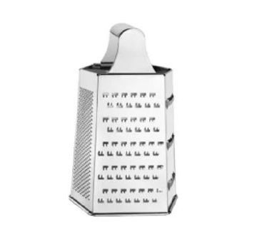 Stainless Steel Vegetable and Food Box Grater